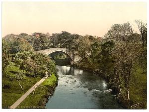 Ayrshire, Brig O Doon