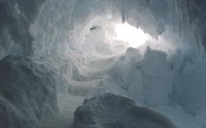 Mt Erebus Ice Cave