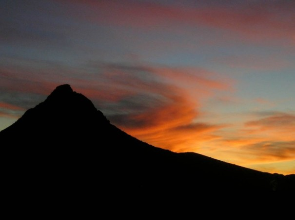 Mitre Peak Sunset