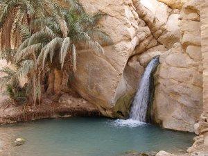 Chebika falls