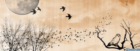 japanese-art-owl-facebook-cover-timeline-banner-for-fb