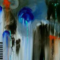 """""""Black Rain""""-N. Lee"""